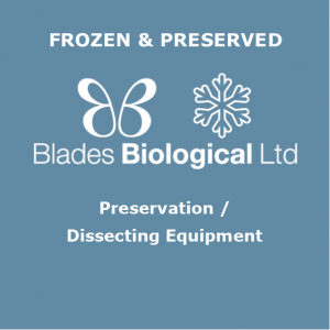 Preservation/Dissecting Equipment